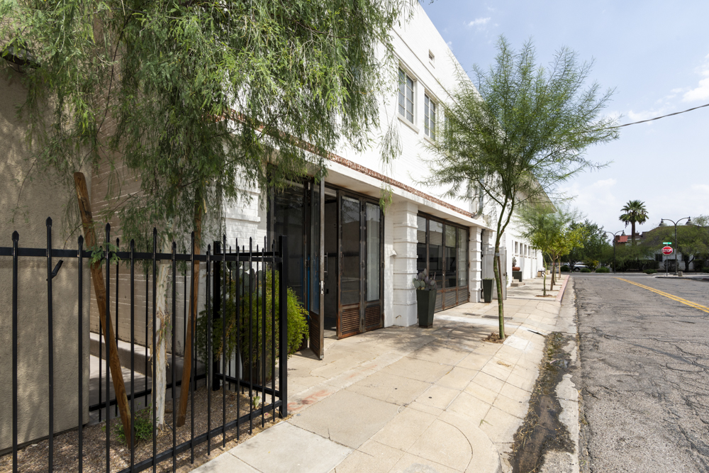 Historic Brings Downtown Retail Space Available for Lease Peach Properties Tucson Commercial Real Estate