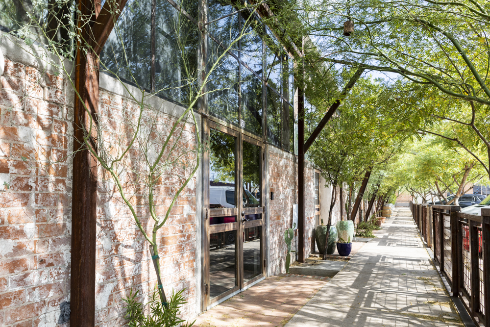 King Building Tucson Commercial Real Estate Available For Lease Peach Properties