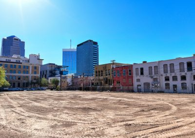 75 Broadway Project Commercial real estate office retail space available for lease Tucson Peach Properties