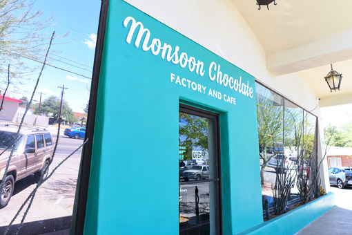 Monsoon Chocolate La Buena South 4th Peach Properties Tucson