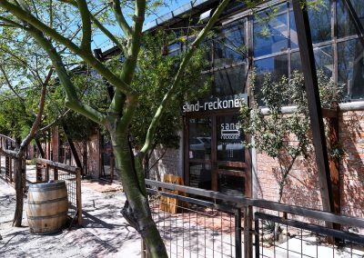 Commercial real estate office retail space available for lease Tucson Peach Properties