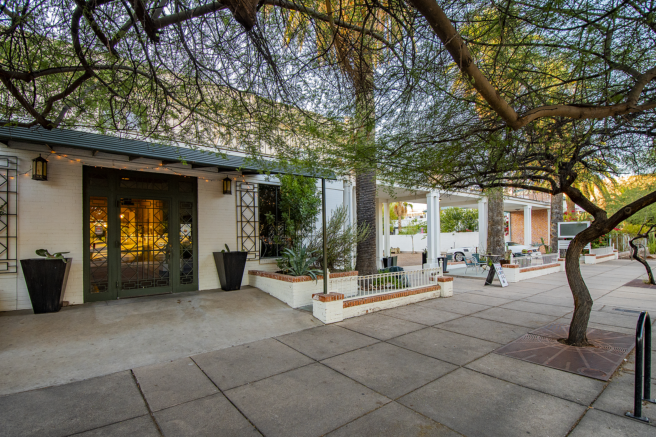 Brings Coworking office spaces available for lease downtown Tucson Peach Properties