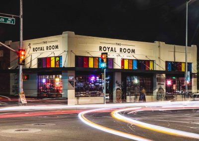 6th & 6th Tucson AZ Peach Properties Royal Room