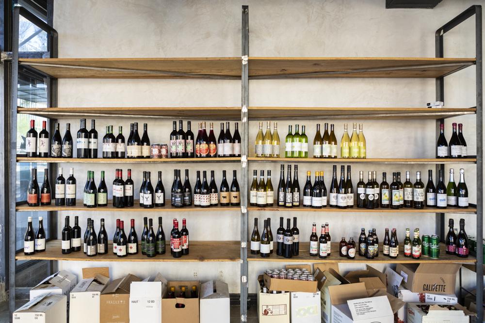 Soif Wine & Beer Downtown Tucson Peach Properties