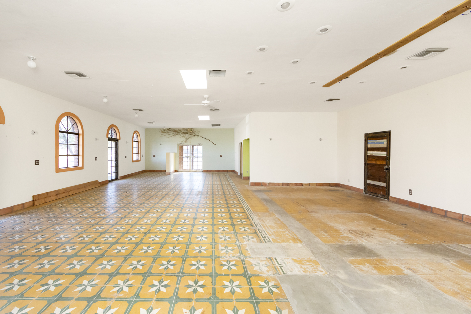 La Buena Retail Space for Lease Downtown Peach Properties Tucson Commercial Real Estate